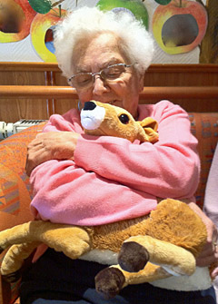 Demenz nach Meningeom-OP - wie knnen wir helfen